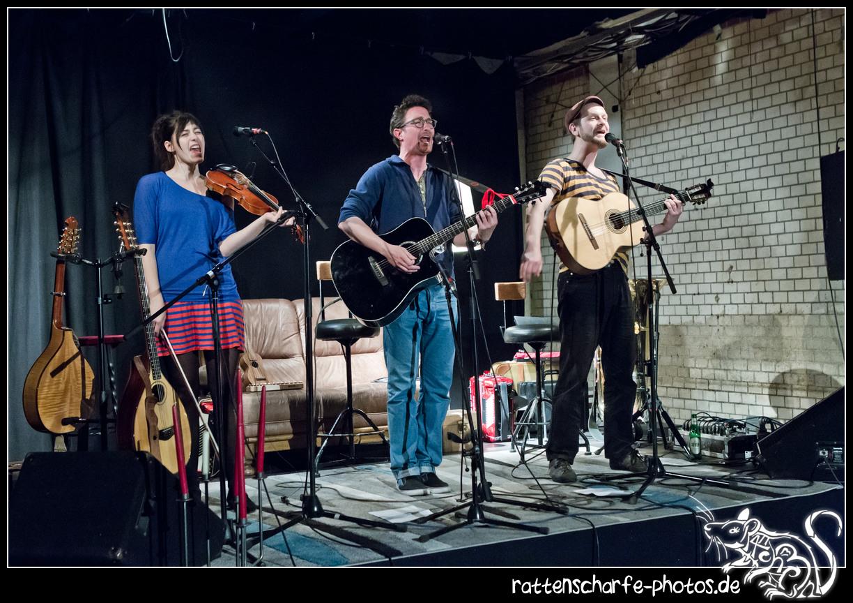 2015-05-29 Schnaps im Silbersee & Liedermacher Jan in Berlin / Kulturfabrik Moabit