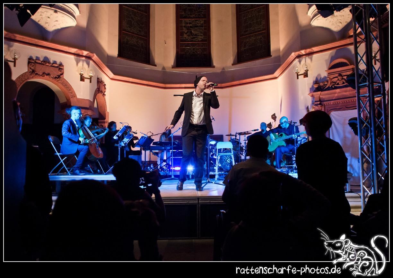 2015-10-03 Letzte Instanz in Radebeul / Lutherkirche