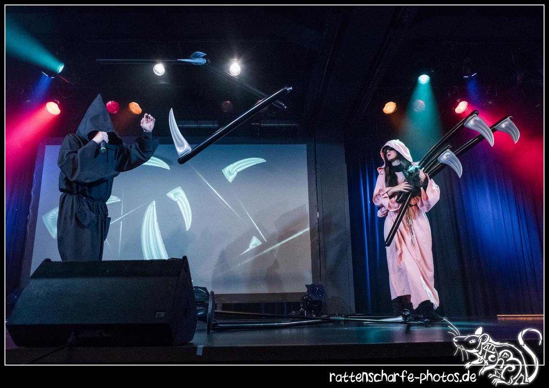 2019-05-23 Der Tod in Berlin / BKA Theater