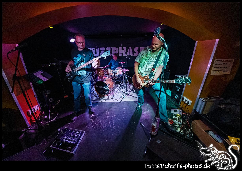 2019-11-01 FUZZPHASE in Berlin / Junction Bar