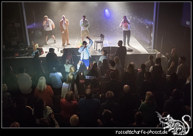 2019.11.30 Yeomen in Berlin / Theater Schalotte