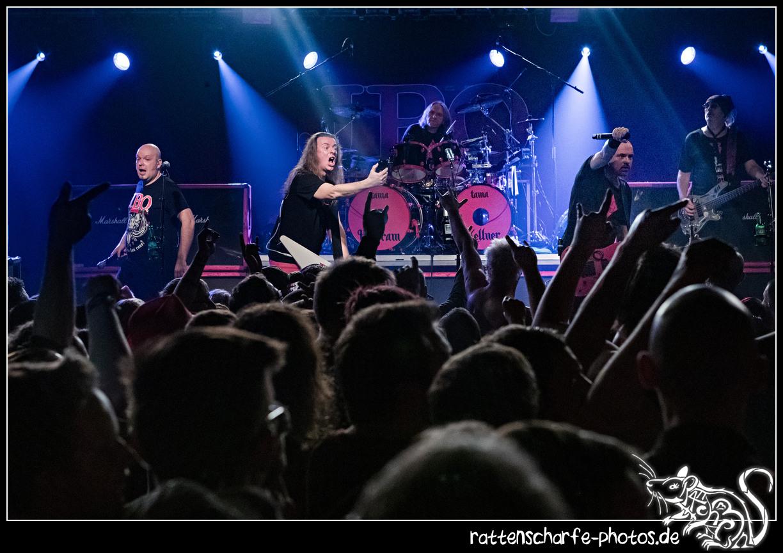 2019-12-06 J.B.O. in Leipzig / Hellraiser