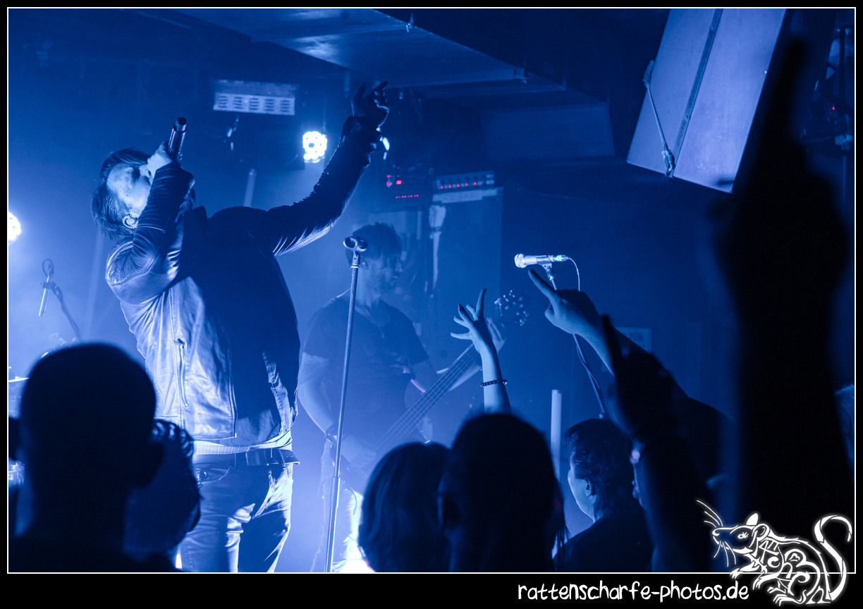 2020-02-16 - A LIFE DIVIDED in Berlin / Musik & Frieden
