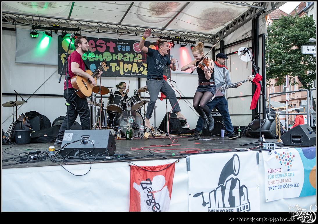 2021-09-18 Zargenbruch in Berlin / Fest für Demokratie + Toleranz