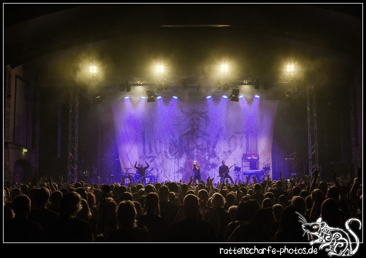 2018-10-13 Lord of the Lost in Dresden / Alter Schlachthof
