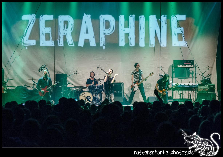 2018-10-13 Zeraphine in Dresden / Alter Schlachthof