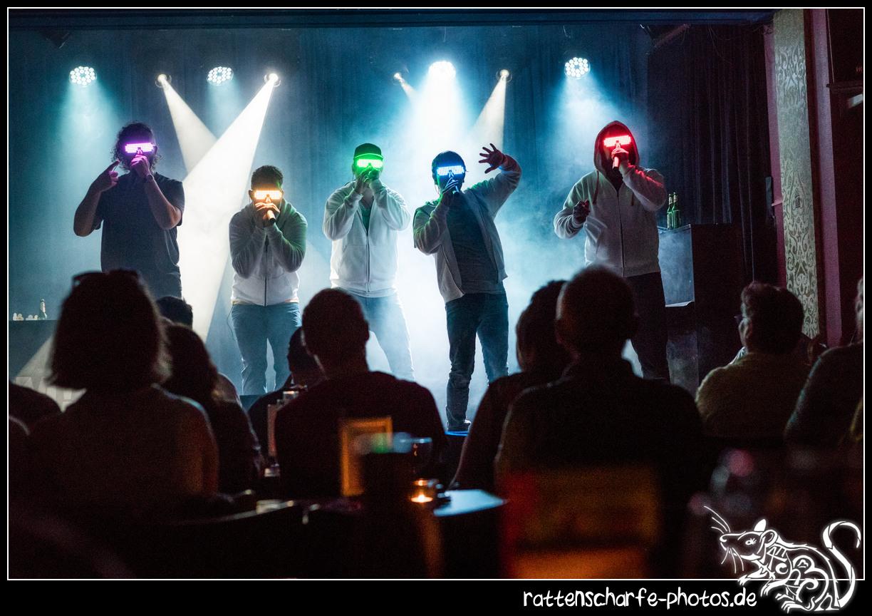 2018-06-02 Der Tod & Yeomen in Berlin / Kookaburra