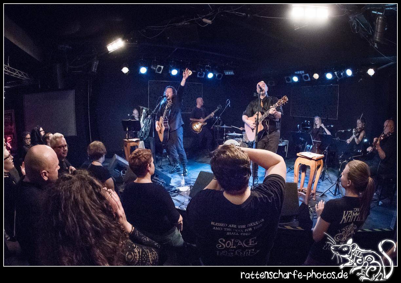 2018-10-20 Die Kammer in Berlin / Nuke Club