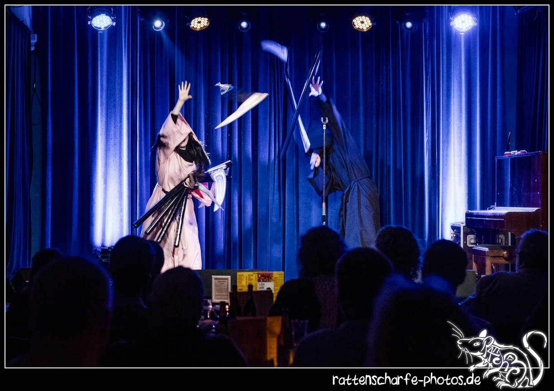 2018-11-07 Der Tod & Yeomen in Berlin / Kookaburra