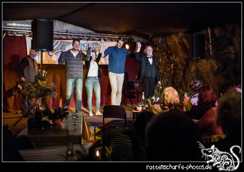 2018-12-05 Comedy Lounge